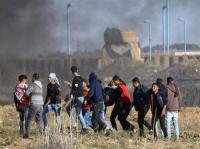 إصابة فتى برصاص الاحتلال في غزة