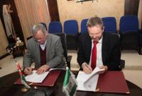 """البترا توقع اتفاقية تعاون أكاديمي مع جامعة """"فريدريش شيلر"""""""