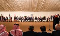 جلالة الملك عبدالله الثاني يلتقي شخصيات ووجهاء محافظة جرش