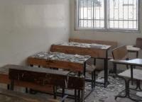 إصابة طالبة إثر سقوط سقف غرفة صفية في دير علا