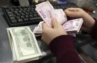 سوق مضاربات على العملة التركية في السوق الاردني