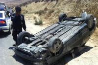 3 وفيات بحادث تدهور في عجلون