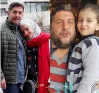 ابنة محمد قنوع تلفت الأنظار بحجابها