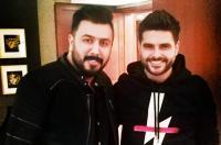 """ناصيف زيتون يتعاون مع الأردني عشا بأغنيّة """"تكة"""""""