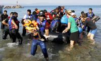 5 أطفال بين 12 سوريا لقوا حتفهم غرقا قبالة تركيا