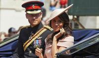 الأمير هاري وزوجته يقومان بأول جولة رسمية لهما