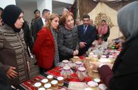الأميرة بسمة تفتتح ملتقى تطوير النساء في ساكب