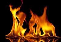 الرمثا : سوري يحرق نفسه وعائلته بالكامل