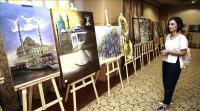 إنطلاق معرض للفنون التشكيلية بإسطنبول