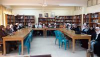 جلسة تربوية في مدرسة أم شريك الأنصارية