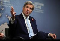 كيري يكشف عن طلب سعودي سابق بقصف إيران