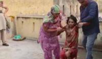تحرير سيدة من داخل حمام بعد احتجازها فيه لأكثر من عام