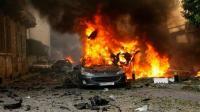 إصابات بانفجار عبوة ناسفة في دمشق
