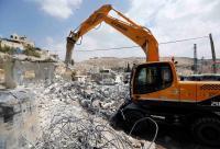 الاحتلال هدم 506 مباني فلسطينية منذ بداية العام