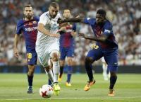 ممر شرفي لنجوم ريال مدريد في الكلاسيكو