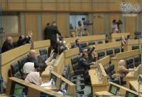 النواب الذين استمروا بحضور جلسة اليوم