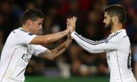 ماركة تؤكد رحيل لاعب وسط مدريد نهاية الموسم