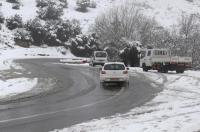 حملة امنية لتخفيف الحوادث في فصل الشتاء