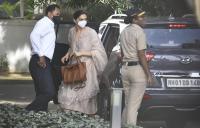 التحقيق مع ممثلة هندية شهيرة بشأن المخدرات