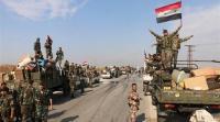 الجيش السوري يسيطر على 8 قرى بإدلب