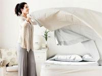 ترتيب السرير يكشف شخصيتك
