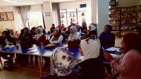 """دورة """"المرأة العربية تتكلم"""" في كفرنجة"""