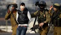 اعتقال 13 فلسطيني في الضفة