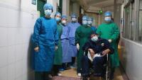 شفاء أكبر مريض مصاب بفيروس كورونا في الصين