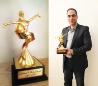 الدكتور طارق الريماوي يفوز بجائزه مهرجان القاهرة السينمائي