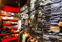 نصف مليون أسرة متضررة من ركود قطاع الألبسة