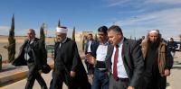 3.5 مليون تكلفة مسجد الشريف الحسين