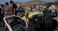 487 وفاة بحوادث السير