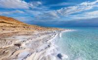 البحر الميت في طريقه للإنكماش