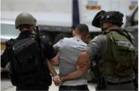 الاحتلال يعتقل 6 مواطنين بالضفة