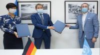 53 مليون يورو تبرع ألماني لأونروا