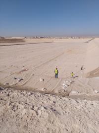 الغباوي يستعد لاستقبال 5  مليون طن نفايات