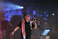 العبداللات يشعل أجواء مسرح روابي في فلسطين -صور