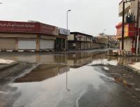لجنة لرفع قدرات تصريف السيول في الأغوار الشمالية