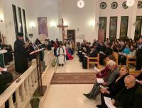 كنائس الاردن تحيي صلاة من اجل وحدة المسيحيين