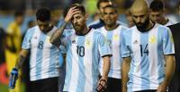 ميسي يرفض الاستسلام بعد صفعة كولومبيا