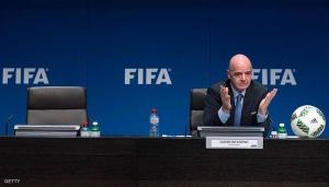 فيفا يدرس خطة مساعدة مالية لاتحادات القدم المحلية
