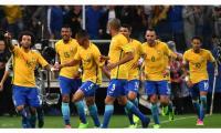 منتخب البرازيل أول فريق يتأهل إلى كأس العالم