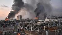 لبنان ..  ارتفاع وفيات الانفجار إلى 137