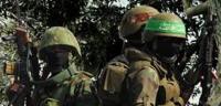 حماس تعلن مسؤوليتها عن إطلاق صواريخ على الاحتلال
