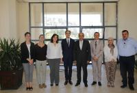 اللوزي يلتقي المدير الجديد للوكالة الفرنسية للتنمية في الأردن