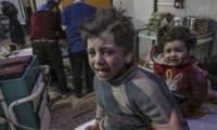 دول الخليج تدعو إلى وقف القصف على الغوطة الشرقية