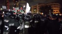 الأمن يحذر محتجي الرابع من النزول إلى الشارع