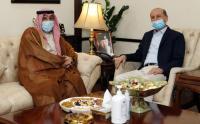 الحلالمة: حريصون على الاهتمام بالكويتيين في الأردن