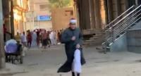 """كشف حقيقة هروب """"إمام مسجد"""" أثناء محاولة إقامة صلاة العيد - فيديو"""