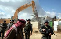 الاحتلال ينذر بهدم 30 منزلا في النقب